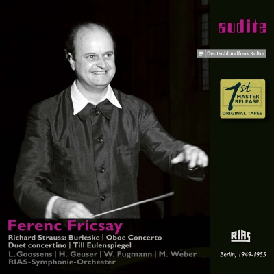 Fricsay conducts Strauss