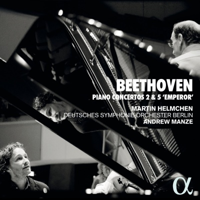 Manze & Helmchen – Beethoven piano concertos 2 and 5